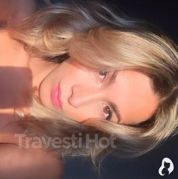 Alice Alves - Acompanhante Travesti em SP