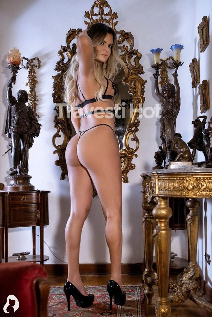 Luana Fernandes - Acompanhante Travesti em SP