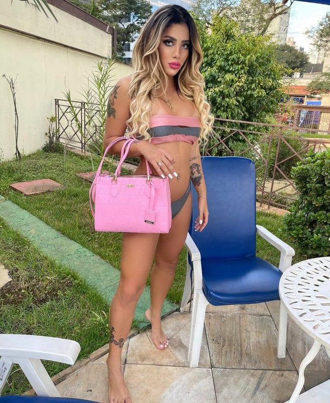 Maria Eduarda - Acompanhante Travesti em SP