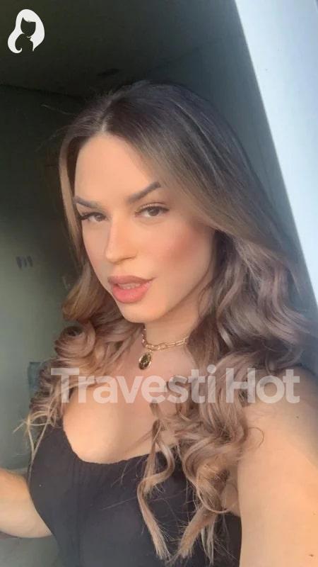 Niara Rocha - Acompanhante Travesti em SP
