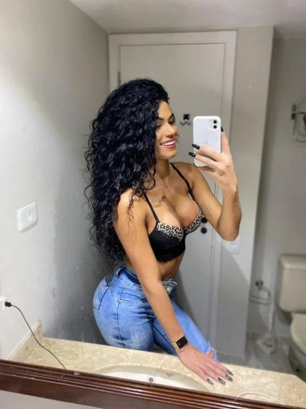 Nicolle Laís - Acompanhante Travesti em SP