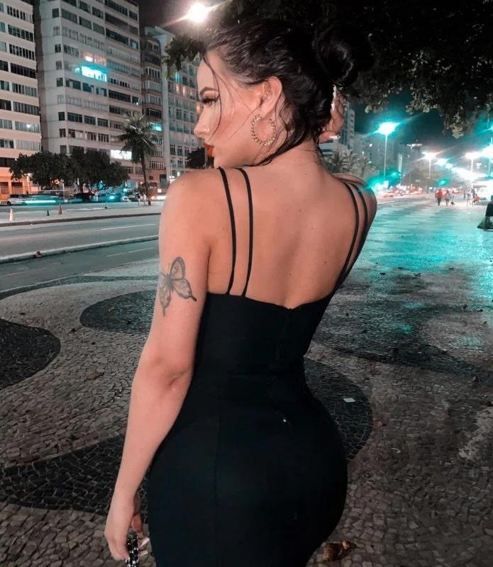 Pâmella Sophia - Acompanhante Travesti em SP